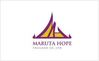 MARUTA HOPE ロゴ